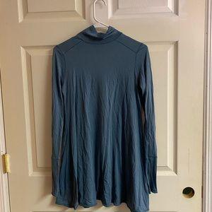 Free People Turtleneck Dress